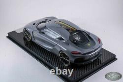 1/18 Frontiart Koenigsegg Gemera Iron Gray Limited Very Rare
