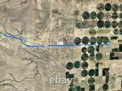 170.9 Acre Ranch In West Texas! Very Rare! Buildable With No Limits! Survey