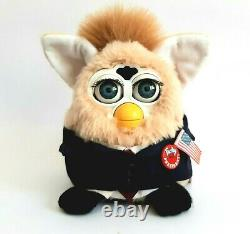 2000 Furby for president model 70-665 special limited edition BOXED VERY RARE