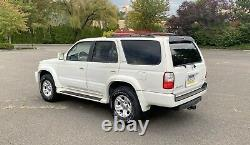 2002 Toyota 4Runner Limited 4-Door