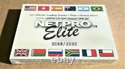 2003 NetPro Elite Limited Edition Collectors Set NEW & FACTORY SEALED VERY RARE