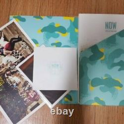BTS Now 1 in Thailand DVD Full Package Set Kpop Very Limited Rare(damage)