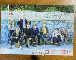 BTS OFFICIAL PHOTOCARD Butterfly Dream EXHIBITION LIMITED VERY RARE COLLECTION 4
