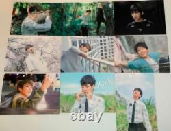 BTS OFFICIAL PHOTOCARD Butterfly Dream EXHIBITION LIMITED VERY RARE COMPLETE SET