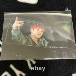 BTS OFFICIAL PHOTOCARD Butterfly Dream EXHIBITION LIMITED VERY RARE K-POP GOODS4