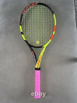 Babolat Pure Aero La Decima Tennis Racket Limited Edition Very Rare