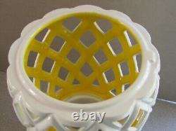 Bath and Body Works Limited Edition White PINEAPPLE Luminary Very RARE & HTF