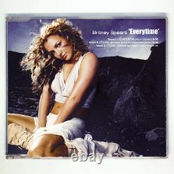Britney Spears Everytime Thailand Exclusive Promo CD Limited Toxic VERY RARE