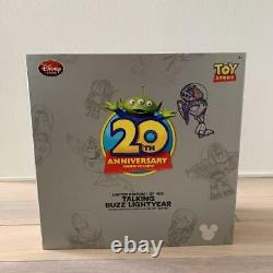 D23 Expo Talking Buzz Lightyear 400 Limited Doll Very Rare Collectible Figure