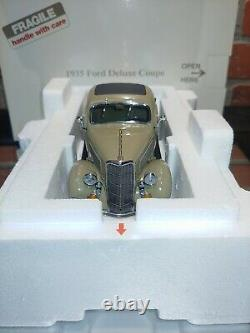 Danbury Mint VERY RARE LIMITED EDITION 1935 FORD DELUXE COUPE #732/2500PRISTINE