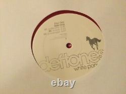 Deftones White Pony Limited Edition, Promo, Red Transparent, VERY RARE
