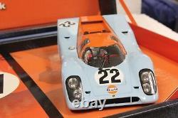 FLY TEAM 03 PORSCHE 917k LIMITED EDITION SET NEW 1/32 SLOT CARS VERY RARE