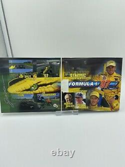 Formula 1 97 Limited Edition Sony PlayStation 1 PS1 PAL UK Very RARE Sleeve VGC