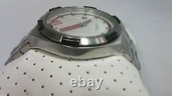 Fossil Superman Watch Urban Red LL1036 Limited Edition Very Rare! #942/3000