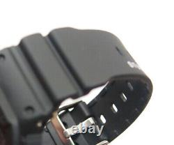 G-SHOCK STUSSY collaboration DW-5600 2014 Japan limited Watch Black Very rare
