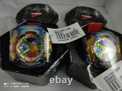 G-shock Full Metal Gm-110rb-2adr Rainbow Limited Edition! Very Rare
