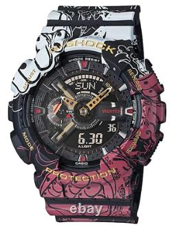 G-shock One Piece / Ga-110jop-1a / Very Rare! Limited! Free Express Shipping