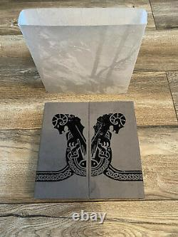 God of War Playstation 4 PS4 PRESS KIT NEW LIMITED AND VERY RARE