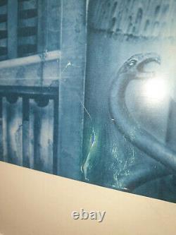 HR Giger Alien Prometheus Baphomet limited print, AP, 1975 very rare