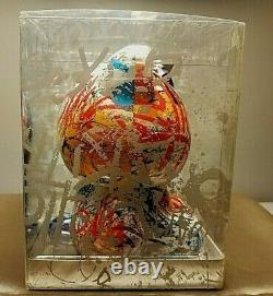 Hello Kitty GRAFFITI 5 BRUSH Set Holder VERY RARE LIMITED EDITION NEW in Box