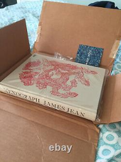 James Jean Xenograph Limited Signed 1010/3000 Very Rare