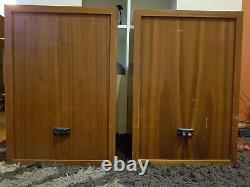 KEF MEDIAC -very rare vintage speakers limited edition