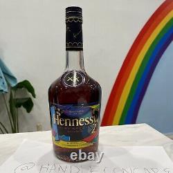 Kaws X Hennessy VS Cognac BRAND NEW Very rare and Limited