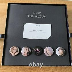 Kpop Blackpink Official The Album VINYL Very Limited Version Rare NEW AND SEALED