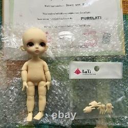 Latidoll Lati Yellow Basic Kuku Limited Edition Fun Fun package VERY RARE