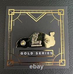 Leen Customs Very Limited Gold Series Pin 4/25 RARE SHIPS ASAP