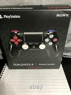 Limited Edition Star Wars Genuine Sony PS4 Controller CUH-ZCT1U VERY RARE
