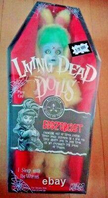 Living Dead Dolls EGGZORCiST 3 Body Set Limited Doll Very Rare Anniversary model