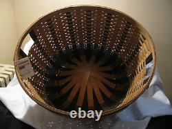 Longaberger Tour With Me Basket Very Rare 2011 New Limited Edition