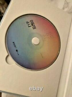 Loona ×× Limited mini Album A Ver CD booklet With Photo card Very Rare Used