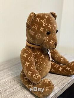 Louis Vuitton Bear DouDou Limited Edition Very Rare Original