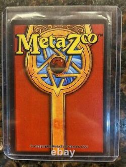 Metazoo x Megacon Orlando Promo! 539/1000 Very Rare IN HAND. Extremely Limited