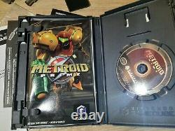 Metroid Prime limited edition Console systeme (Nintendo GameCube, 2004) very rare