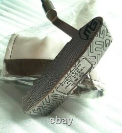 Miura Giken Limited Putter MGP-B1 MIURA Rare #34 with cover very good from Japan