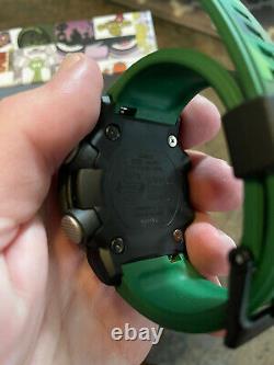 NEW Gorillaz x Casio G-SHOCK (GA2000GZ-3A) Limited Edition Watch VERY RARE