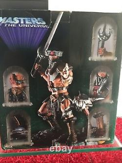 Neca Very Rare Masters Of The Universe Tri Klops Limited To 750. This 384/750