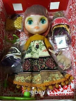 Neo Blythe Ahcahcum Zukin CWC Limited Edition Very Rare Takara Tomy Japan EMS
