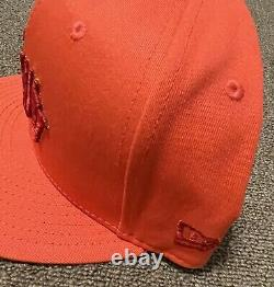 New Era x Kid Cudi INDICUD Hat 7 3/8 LIMITED EDITION Very Rare