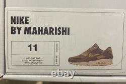 Nike By Maharishi Air Max 90 / UK 11 EXTREMELY LIMITED VERY RARE