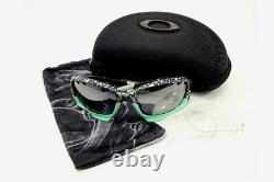 OAKLEY x Atmos Very Rare SPLATTER Jawbone Limited Sunglasses Beautiful
