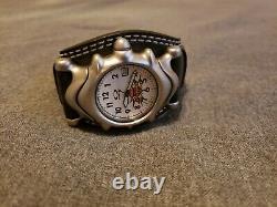 Oakley Mens Saddleback Watch Las Vegas Bowl Limited Edition Very Rare