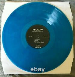 Pink Floyd Dark Side of the Moon Very Rare Blue Vinyl Limited Edition