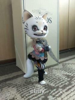 Pipos Cheshire Cat Doll Figurine Alice In Wonderland Figure Limited Very Rare