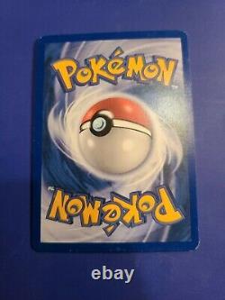 Pokemon Wurmple WB 2/5 Very Rare Promo Limited Card 2005 Art Contest Near Mint