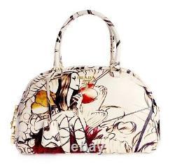 Prada Bauletto Luxe Limited Edition Fairy Bag James Jean Design Very Rare