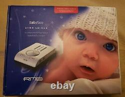 RME Babyface Very Rare Limited Snow Edition Only 1500 Made
